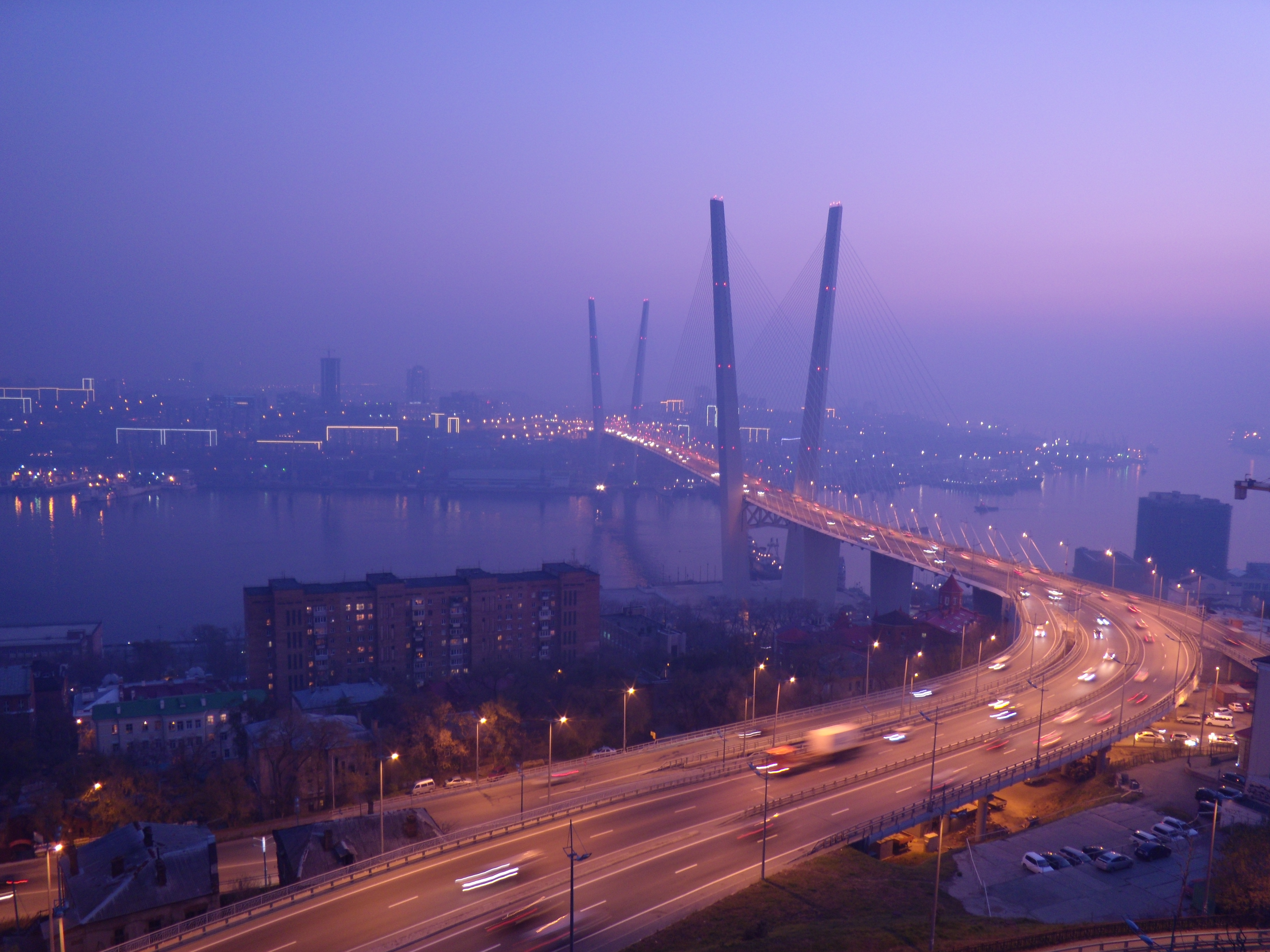 The Trans-Siberian, part 5: alcohol, cliches, and arrival in Vladivostok