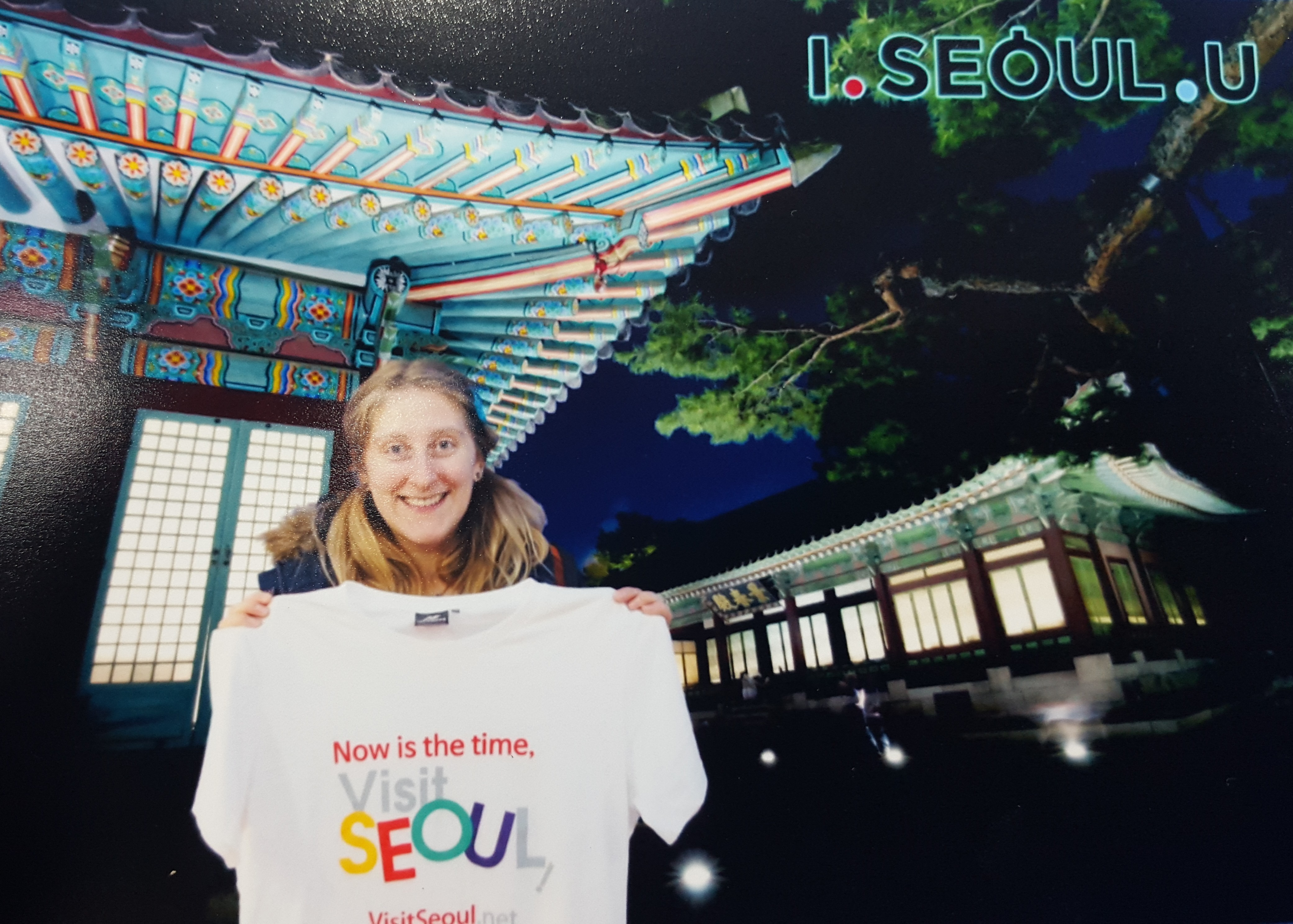 Seoul: old times, new times, dangerous times, tasty times
