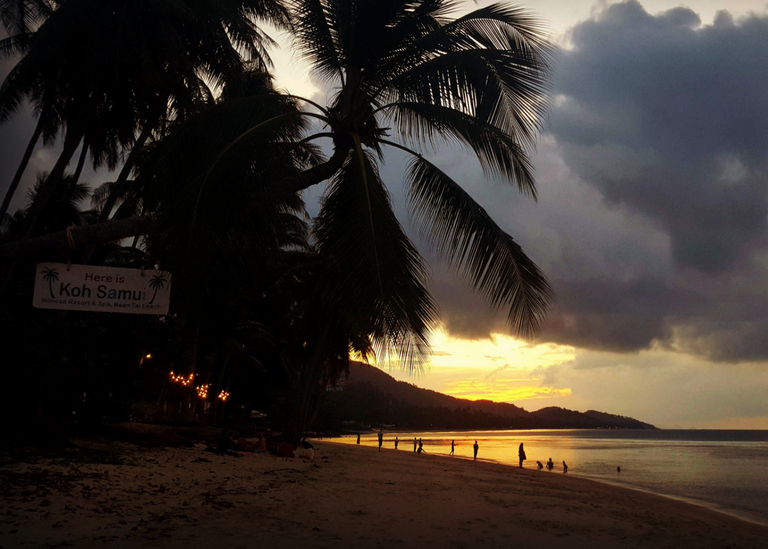 Bypassing backpackers and kicking back in Koh Samui